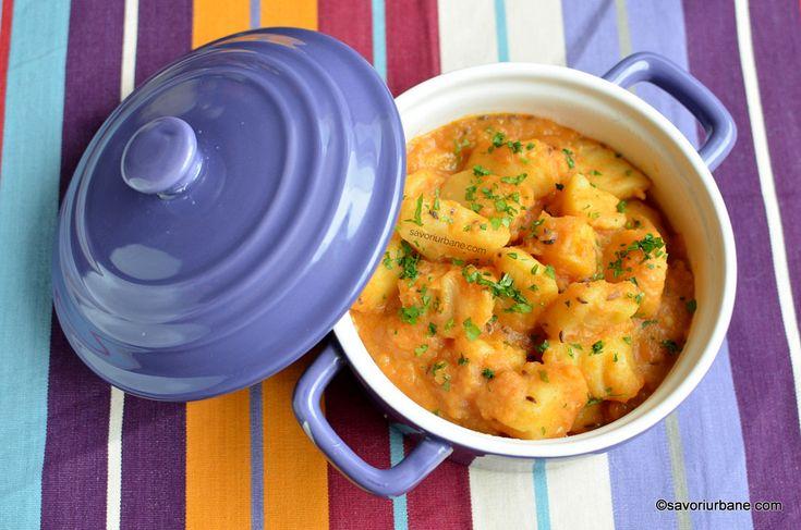 Mancare de cartofi reteta de tocanita sau papricas de post savori urbane