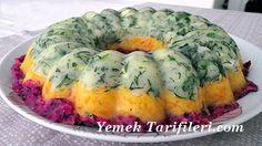 Üç-Renkli-Salata- Tarifi