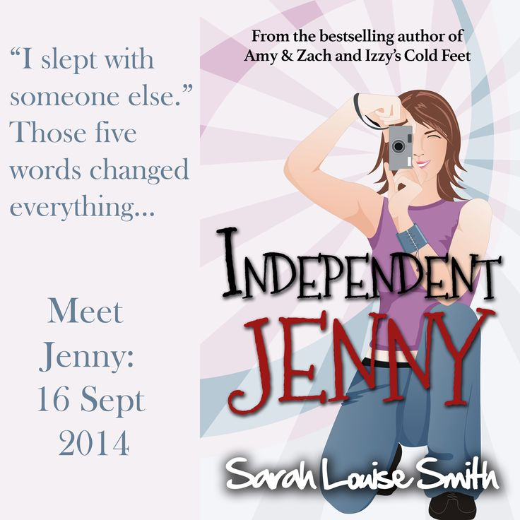 Independent Jenny, coming soon...