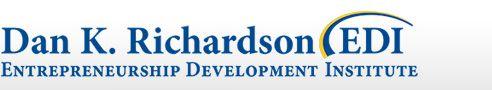 Dan K. Richardson - Entrepreneurship Development Institute
