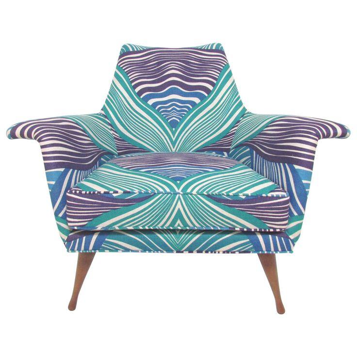 Symmetric Group Lounge Chair by Paul McCobb for Widdicomb 1