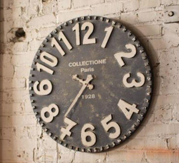 The Murray wall clock