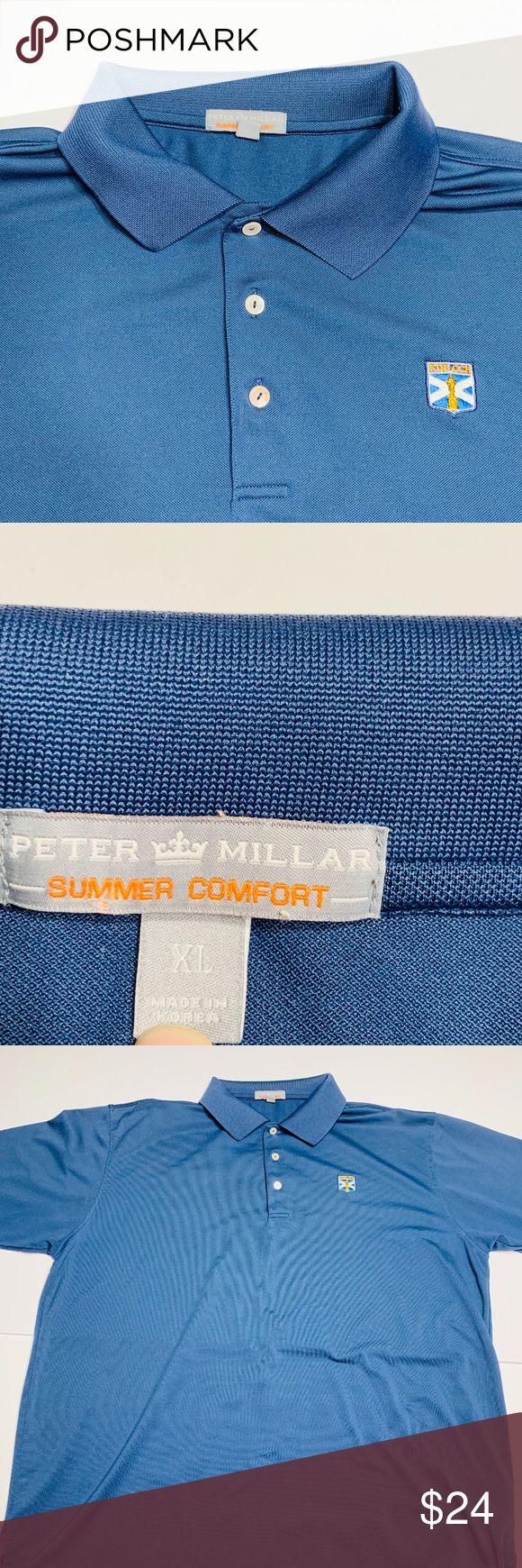 Peter Millar Summer Comfort Kinloch Logo XLarge Peter