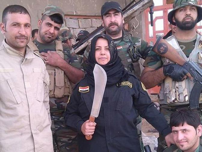 Una iraquí cocina cabezas de terroristas del ISIS para vengar a su familia – AB Magazine
