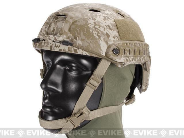 Emerson Bump Type Tactical Airsoft Helmet (BJ Type / Advanced / Digital Desert)