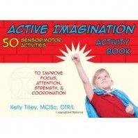 http://www.specialneedsbookreview.com/2011/11/16/active-imagination-activity-book/