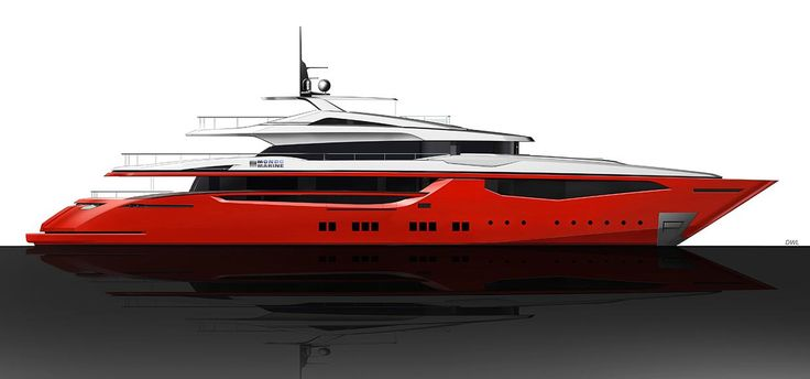 We are proud to announce the sale of the 50m semi-displacement New Construction M50 by Designer HotLab