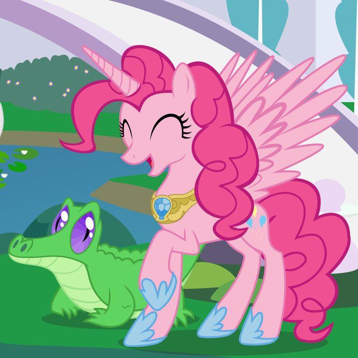 Si J'Etais Un Roi... by Beavernator.deviantart.com on @deviantART Party Princess Pinkie, anyone?