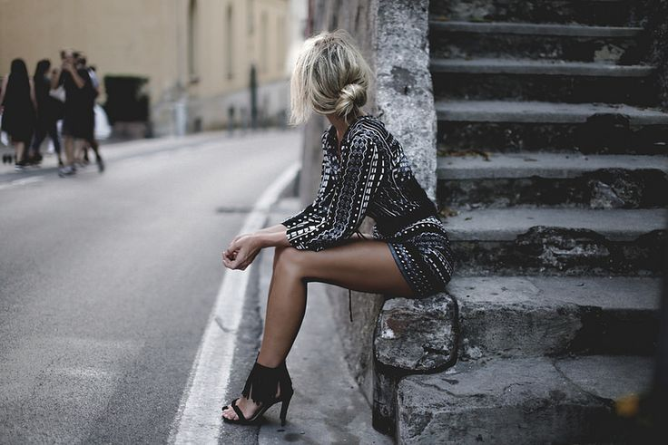 I love this romper. The Top Blogger Looks Of The Week   Be Daze Live