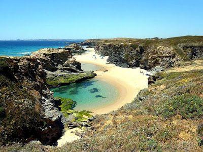 About Portugal: Praia da Samoqueira - Porto Côvo