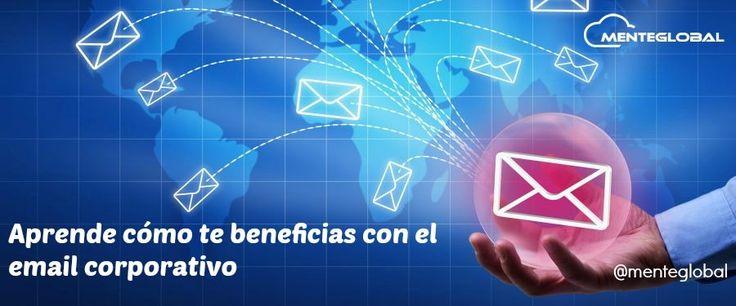 Aprende cómo te beneficias con el email corporativo