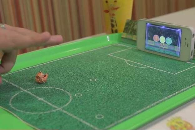 Fast Food Tray Can Host A Live Soccer Match [Video] | PSFK