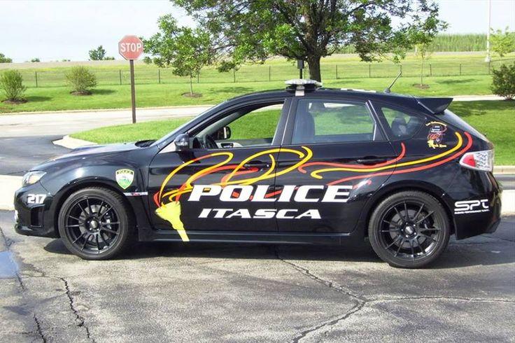 Police Cars in Maine should be Subarus! We Love Subaru