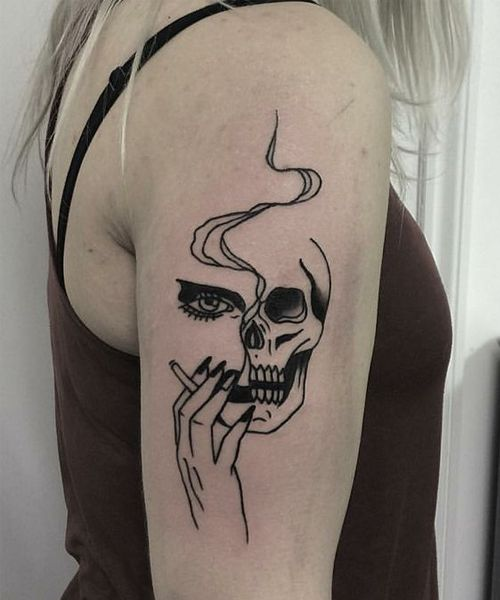 Daring Tattoo Designs for Women