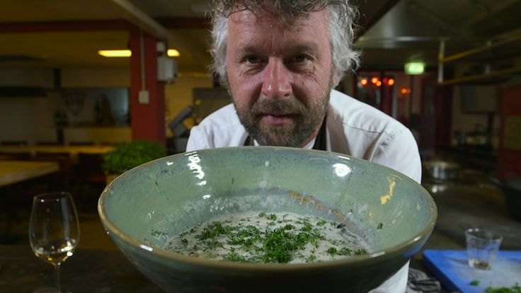 Sieberen Meerema - Kastanjesoep met camembert