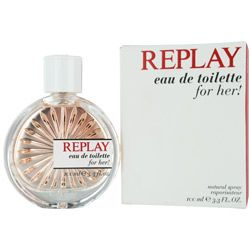 Replay Perfume Golden Hall Replay store Athens Greece
