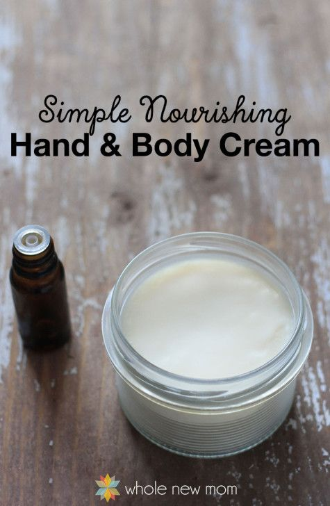 This Nourishing Homemade Lotion is super easy and keeps your skin soft, even in the winter months. The ingredients in this Homemade Hand Body Cream are all ...