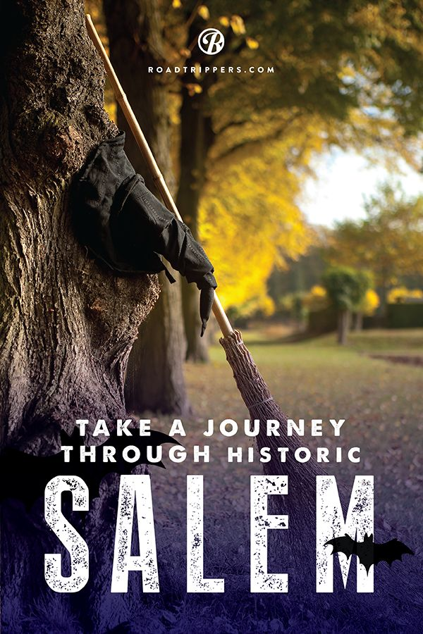 This Halloween, take a trip to the site of the infamous Salem Witch Trials.  I wish that I could go...  they hold re-enactments of the Salem trials usually on Halloween.