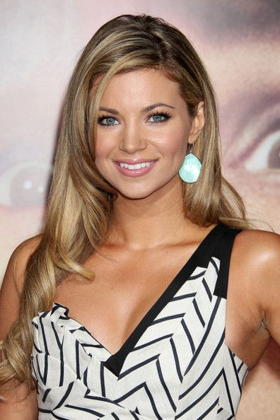"amber lancaster | Amber Lancaster Celebrities attend the ""Jack And Jill"" Los Angeles ..."