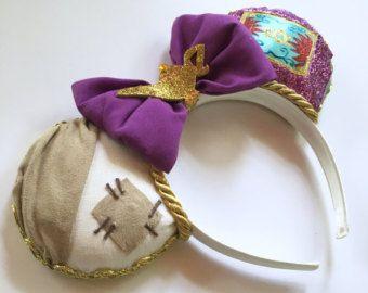 Magic Mouse Ears Tiana by MakesYouSmile101 on Etsy