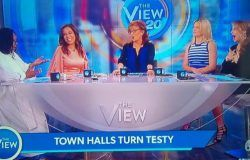 "awesome ""The View"" Debate: Republican Town Halls, GOP Protestors Over Obamacare (VIDEO)"