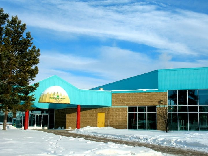 Melfort's Northern Lights Palace pool and hockey arena