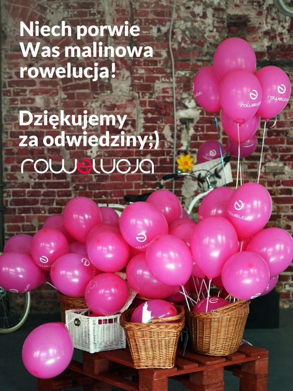 Na niedzielnym Fit Bazarze było bardzo radośnie! Dziękujemy za ogromne zaangażowanie! Mamy nadzieję, że niedziela w Rowelucji była dla Was co najmniej w połowie taką frajdą jak dla nas. Rowery czują się przez Was dopieszczone, nam uśmiechy nie schodzą z twarzy. Zapraszamy częściej, a kolejne wydarzenie już 25 i 26 kwietnia - do zobaczenia!