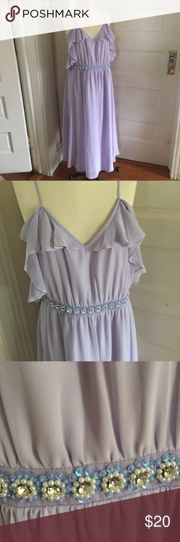 ASOS Lilac Lavender Purple Maternity Dress L/XL ASOS NWT great spring dress for Maternity. Size 16 ASOS Maternity Dresses