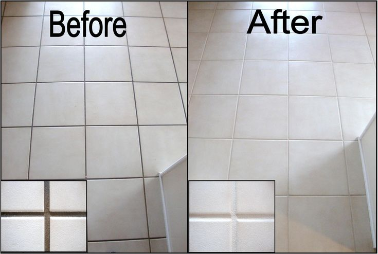 how to choose grout color for tile floor