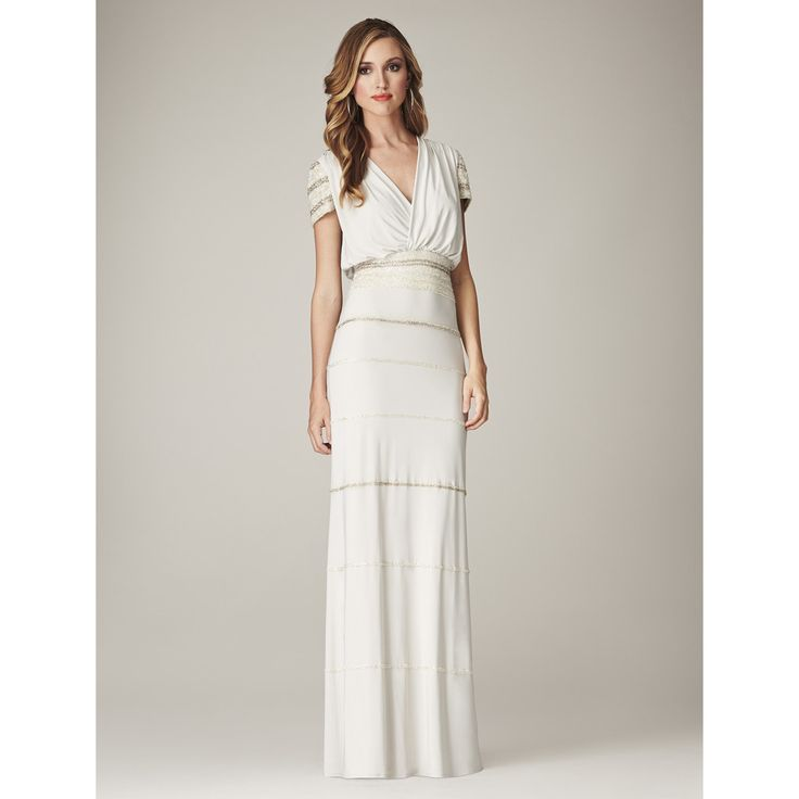 CARMEL Wedding Dress - WHITE COLLECTION – Roman & French - Leader in Bridal Jewellery, Hair Accessories and Wedding Gifts.