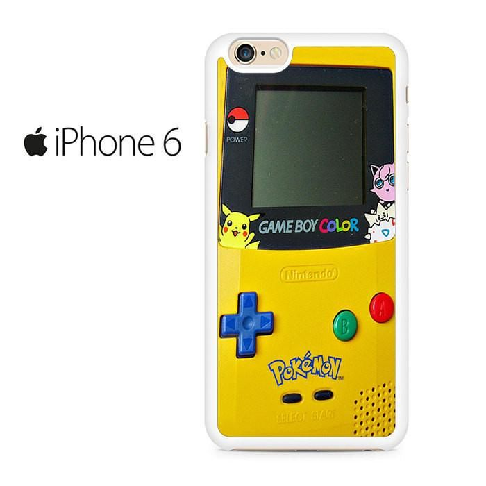 Gameboy Color Pokemon Iphone 6 Iphone 6S Case