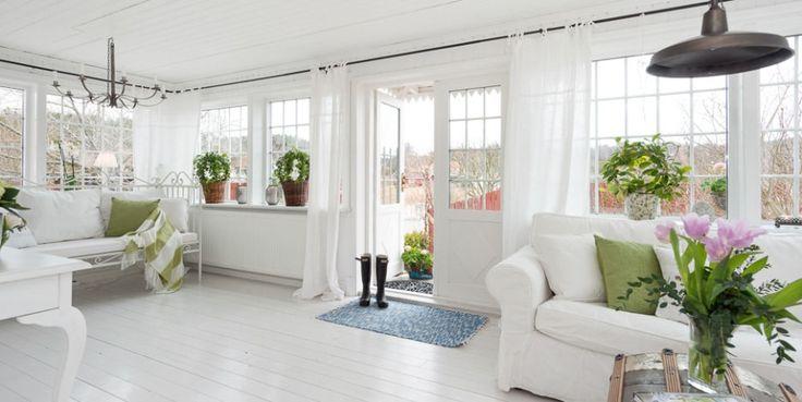 sofas y salones femeninos ikea Romántico estilo cottage decoración romántica femenina decoración muebles ikea inspiración decoración interio...