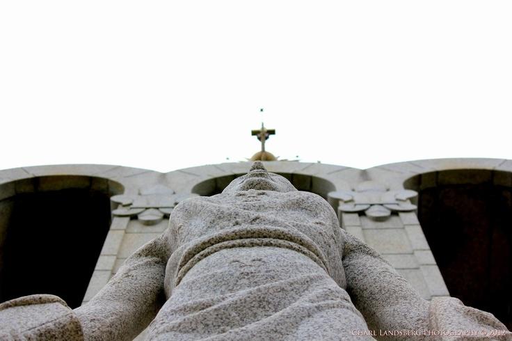 CLP0040 - huguenot monument in franschhoek
