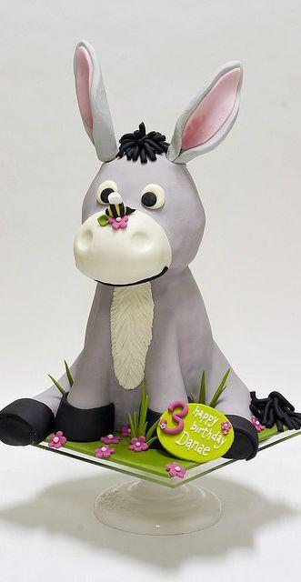 25 Best Donkey Birthday Party Images On Pinterest