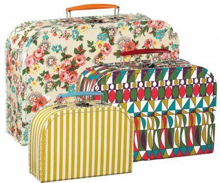 Set of 3 suitcase LALE - hardtofind.