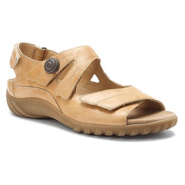 Low Hill Leather Strap Sandals Point Womens Shoes