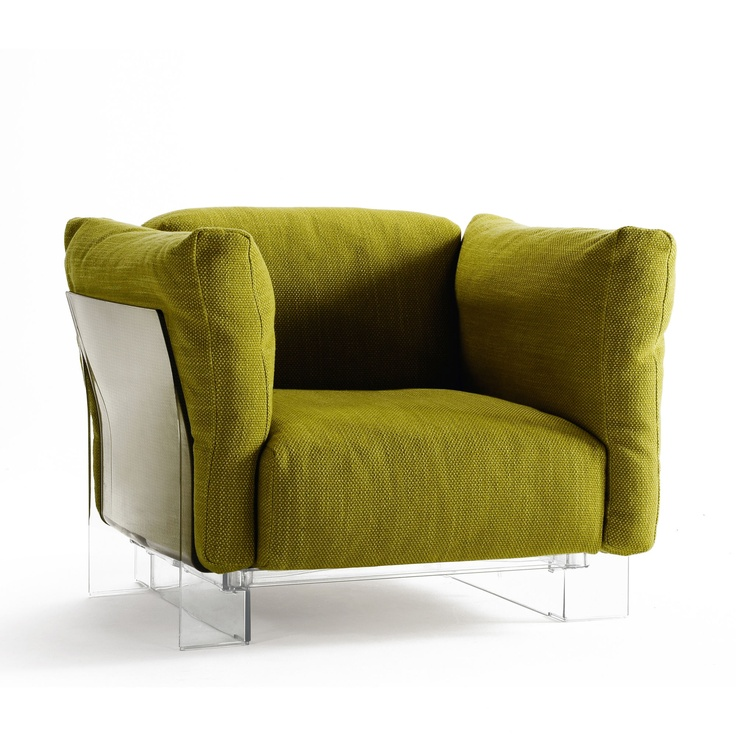 Sofa Sleeper Kartell Pop Duo Armchair