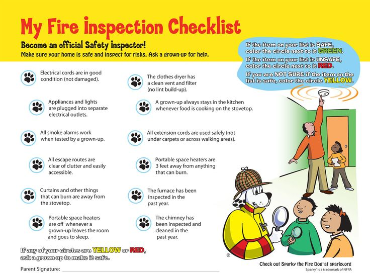 159 Best Fire Safety For Kids Images On Pinterest