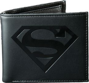 Superman Logo Wallet