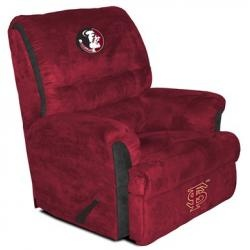 Florida State Seminoles Recliner with Padded Sides and Back