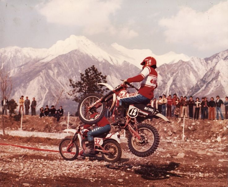 Aprilia  RC125 - 1978