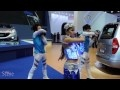 Hyundai Show @ Thailand International Motor Expo, Bangkok. Movie by Paul Hutton, Bangkok Scene.