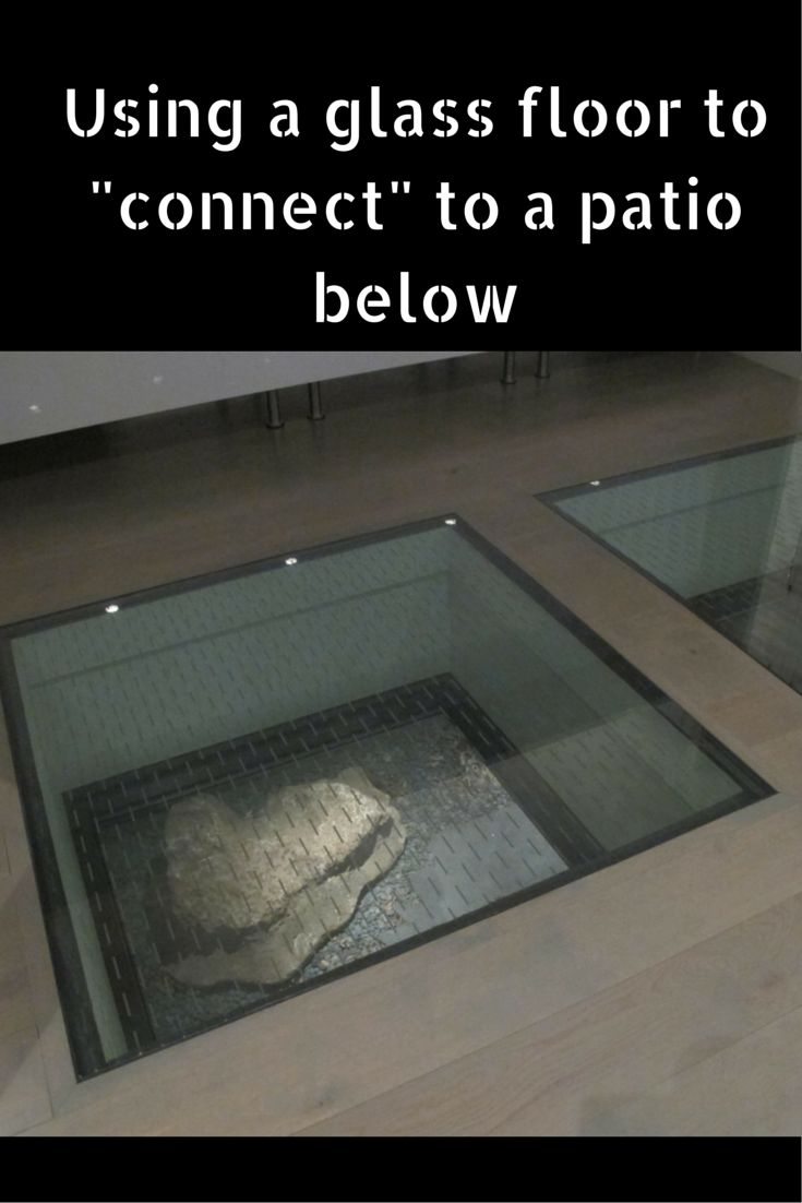 1000 images about glass floors stairs on pinterest for Floor to ceiling glass panels