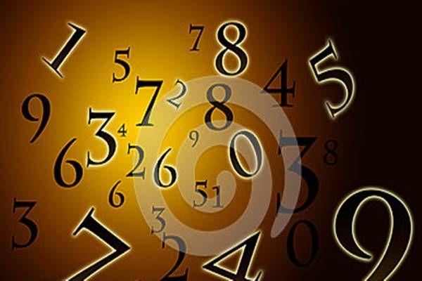 gyógyító számsorok