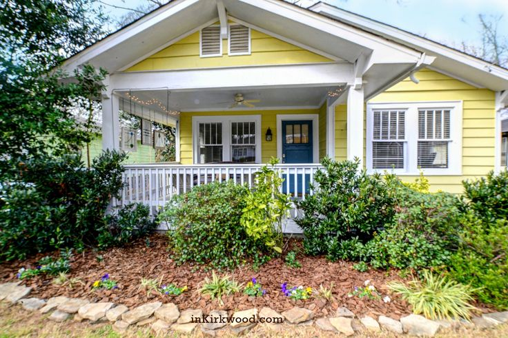 Top 25 Ideas About Atlanta Craftsman Homes On Pinterest