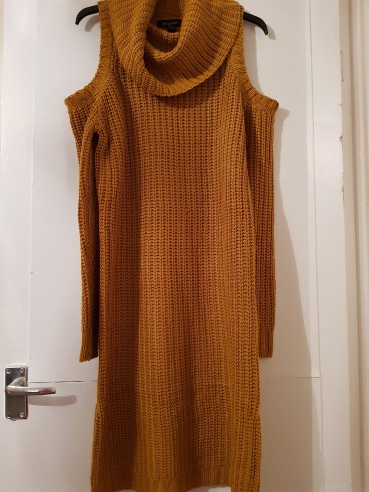 Qed London-Color Mustard-size L-100%acrylic