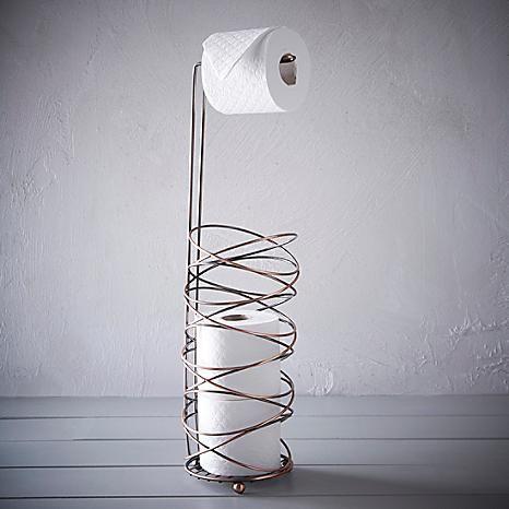 Bird Nest Toilet Roll Holder #kaleidoscope #home #trend