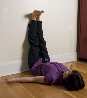 Stresszoldó jóga gyakorlatok II.