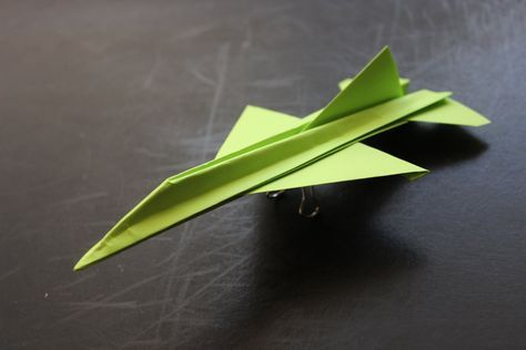 Following this video you would be able to fold an amazing airplane. I will upload more models of planes in my youtube channel soon.