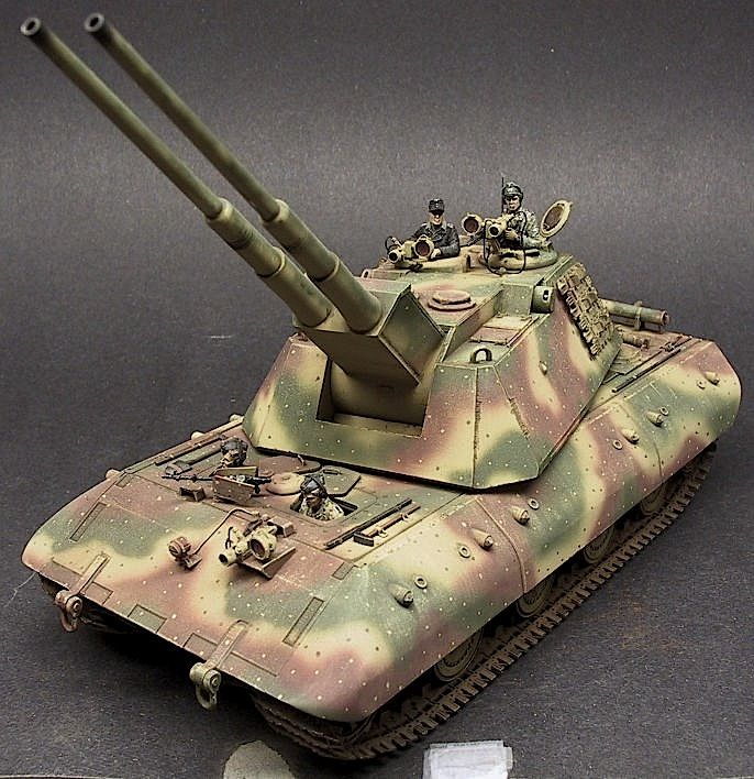 171 best German Maus and E-100 Super Heavy Tanks of WWII ...